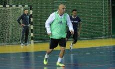 Lietuvoje vieši salės futbolo legenda, treneris Cacau