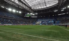 Futbolo stadionas Sankt Peterburg