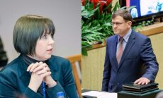 Dovilė Šakalienė, Bronislovas Matelis
