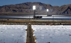 Ivanpah saulės elektrinės