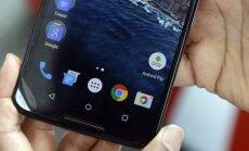 Android M operacinės sistemos išvaizda