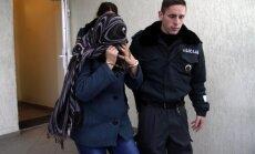 Vaiką į šulinį įmetusią 19-metę prašoma suimti