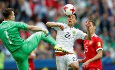 FIFA Konfederacijų taurė: Meksika – Rusija