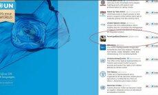 Jungtines Tautas sudominusi pornožvaigždė Twitter tinkle (thegatewaypundit.com nuotr.)