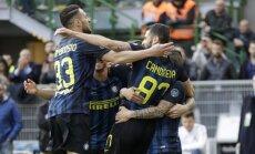 Milano Inter futbolininkai