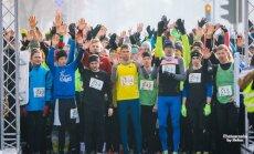 """Vasario 16-osios sporto šventė Mažeikiuose """"Bėgame už laisvę"""""""