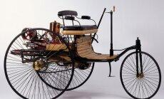 Automobiliui – 130 metų