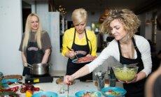 Žinomos moterys papasakojo apie mitybos įpročius