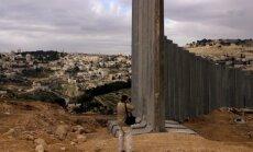 Izraelis, Palestina, siena