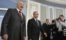 Vladimiras Putinas, Aleksandras Lukašenka