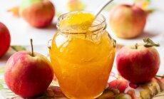 Cukinijų ir obuolių uogienė
