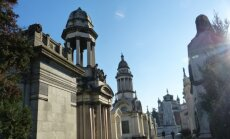 Cimitero Monumentale kapinės, Milanas, Italija