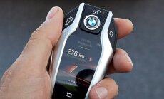 7 serijos BMW raktelis