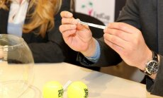 FedCup: Lietuvos teniso rinktinė susigrums su Egiptu