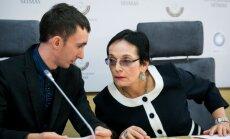 Artūras Rudomanskis ir Marija Aušrinė Pavilionienė