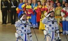 Kinijos astronautai