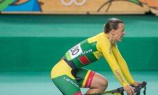 Rio2016: Simona Krupeckaitė varžosi aštuntfinalyje