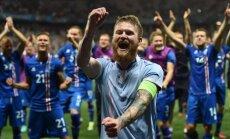 Islandijos futbolininkai