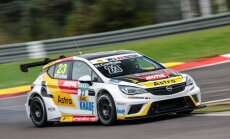 Sportinis Opel Astra TCR