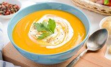 Trinta morkų ir obuolių sriuba