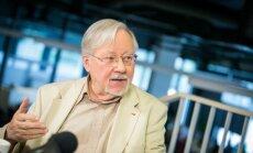 V. Landsbergis: pernelyg daug žmonių nusiteikę ieškoti laimės kitur