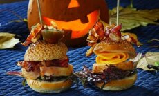 Helovino užkandžiai