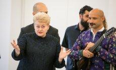 D. Grybauskaitė kviečia emigrantus rinktis Lietuvą: geriau niekur nėra