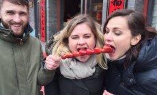 Jurgos Šeduikytės turo Kinijoje akimirka