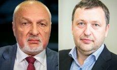 Valentinas Mazuronis, Antanas Guoga
