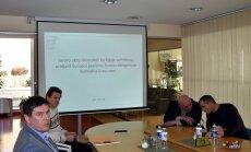 LTOK ir VSD pasitarimas Vilniuje