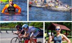Lietuvos triatlono taurė, Tauragės etapas