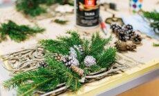 Kalėdinių dekoracijų idėjos, kurias namuose gali susikurti kiekvienas