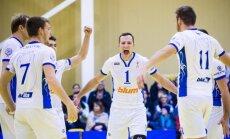 """Tinklinis, Baltijos Čempionų lyga, """"Vilniaus kolegijos-Flamingo Volley"""" -Talino """"Selver"""""""