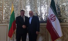 L. Linkevičius Irane