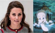 Kate Middleton ir vaiduoklis Kasparas