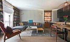 112 kv.m butas Vilniuje: tegyvuoja modernizmo stilius