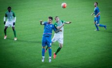 Futbolo A lyga Vilniaus Žalgiris - Kauno Stumbras