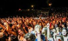 Siūlo per festivalius numatyti specialias zonas alkoholio prekybai