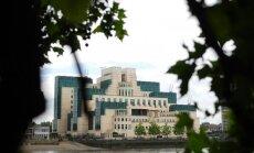 Britų slaptosios žvalgybos MI6 biuras Londone