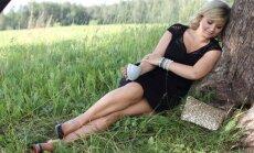 Beatos Nicholson fotosesija prieš naująjį TV3 sezoną