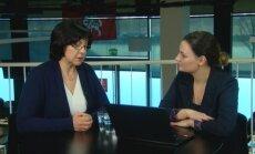 Kosmetologė Liudmila Gruničeva tiesioginėje DELFI konferencijoje