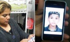 Hanaa Salman rodo nuotrauką sūnelio, kurį nužudė ISIS