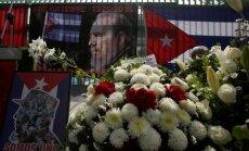 Atsisveikinimas su Fideliu Castro
