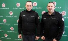 Denisas Krivego ir Darius Pliavga