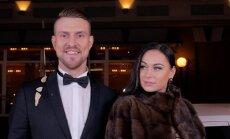 Mantas Stonkus ir Simona Nainė