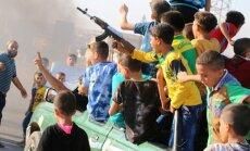 Protestai Sirijoje