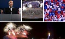 Olimpinių žaidynių Sočyje uždarymas