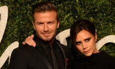 Davidas Beckhamas, Victoria Beckham
