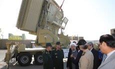 Iranas paskelbė naujos raketinės gynybos sistemos nuotraukas