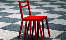 "Dizaino klasika: kėdė ""Ku-dir-ka"""
